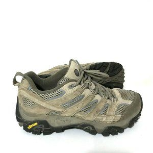 Merrell Womens Waterproof Hiking Low Boots Shoes